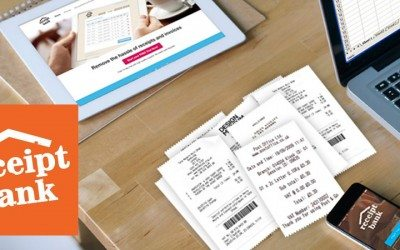 Take That Shoebox Paperless with Receipt Bank
