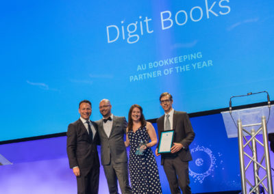 Xero Bookkeeping Partner of the Year
